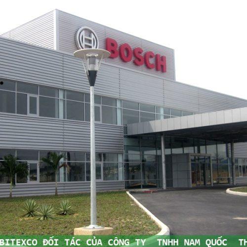 Nhà máy Bosch đối tác của công ty Nam Quốc Thịnh
