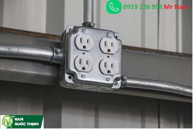 ứng dụng của ống thép trơn emt